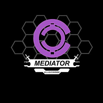 Xenoblade X Mediator Logo by megaoctipoosh
