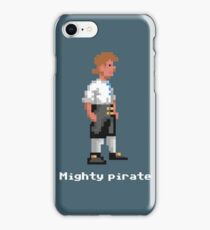 Mighty Pirate V2 iPhone Case/Skin