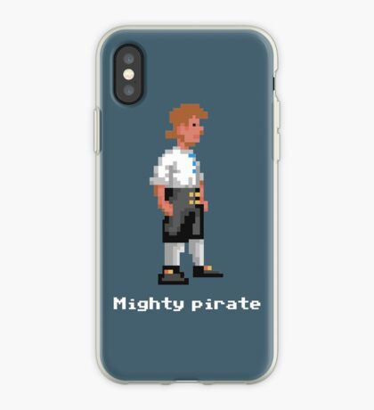 Mighty Pirate V2 iPhone Case