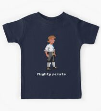 Mighty Pirate V2 Kids Tee