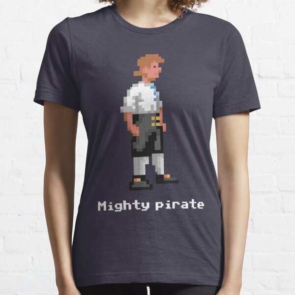 Mighty Pirate V2 Essential T-Shirt