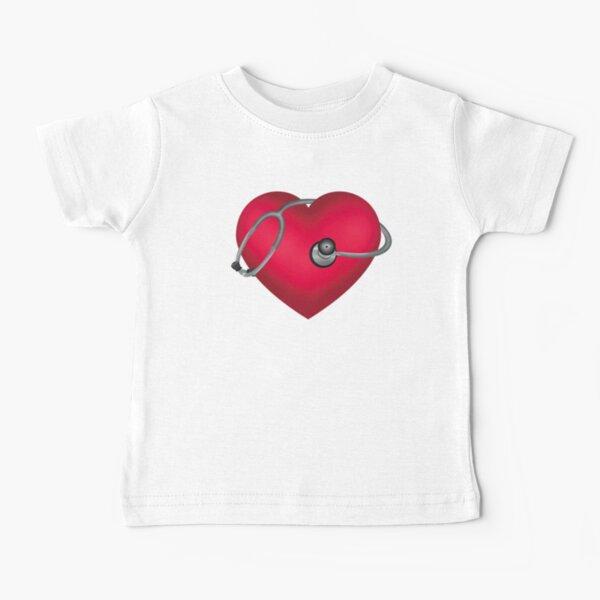 Saving Hearts Saving Lives Baby T-Shirt