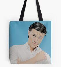 Finn Wittrock Pillow Tote Bag