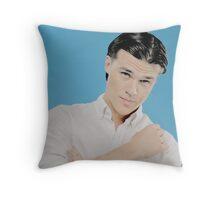 Finn Wittrock Pillow Throw Pillow