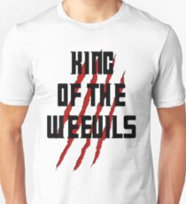 King of The Weevils - Torchwood Unisex T-Shirt