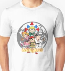 Earthbound w/ Logo Unisex T-Shirt