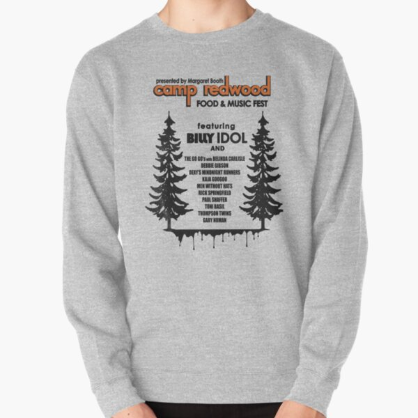 Camp Redwood Food & Music Fest Sweatshirt épais