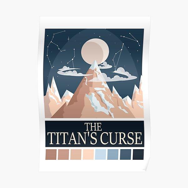 Percy Jackson The Titan's Curse Poster