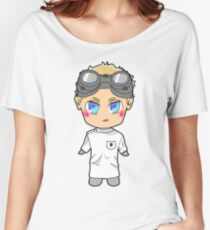 Chibi Dr. Horrible Women's Relaxed Fit T-Shirt