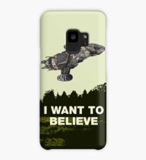 i want to believe Case/Skin for Samsung Galaxy