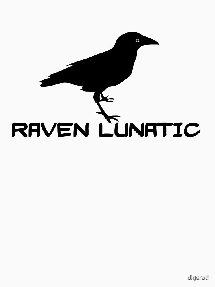 Raven Lunatic | Unisex T-Shirt
