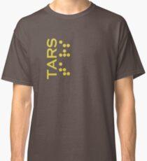 Interstellar - Tars design (correct font) Classic T-Shirt