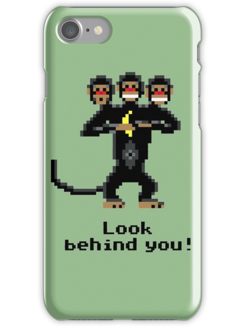 Three-Headed Monkey by rkrovs