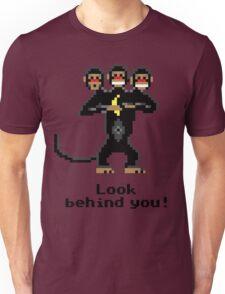 Three-Headed Monkey Unisex T-Shirt