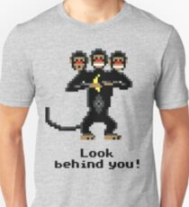 Three-Headed Monkey T-Shirt