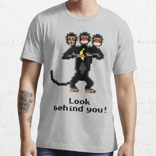 Three-Headed Monkey Essential T-Shirt