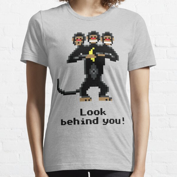 Singe à trois têtes T-shirt essentiel