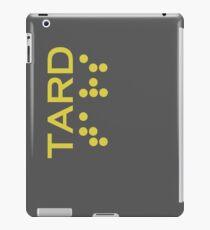 Interstellar - TARD robot logo iPad Case/Skin