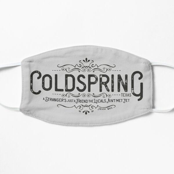 Coldspring Texas Light Design Mask