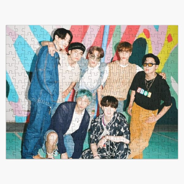 Dynamite BTS Puzzle