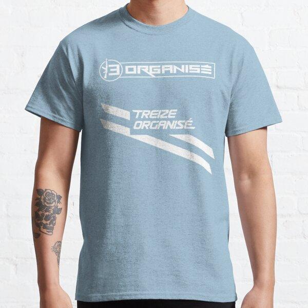 13 Organisé  T-shirt classique