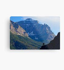 Mountain Majestic Metal Print