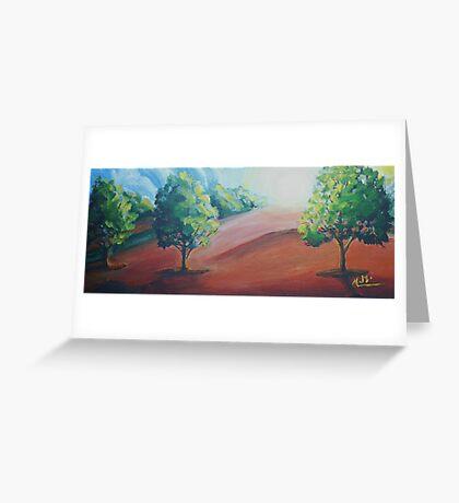 Kalinga Park Greeting Card