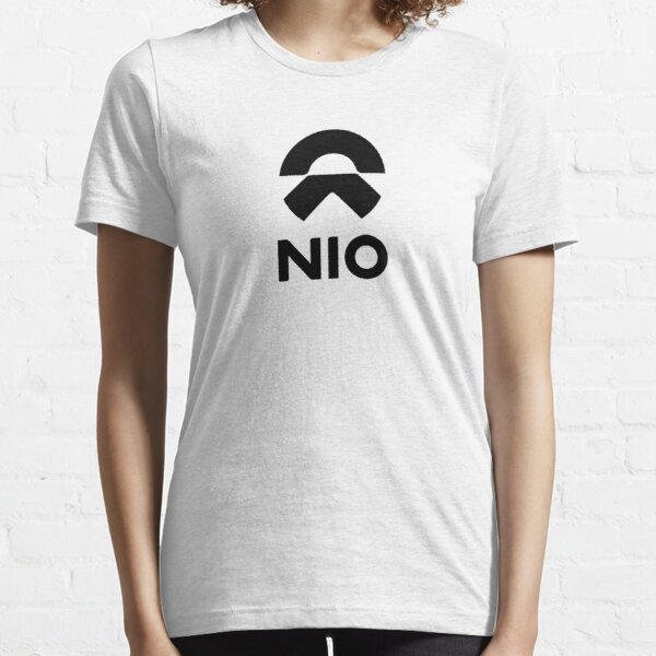 NIO 蔚来 Car Company Graphic Logo Essential T-Shirt
