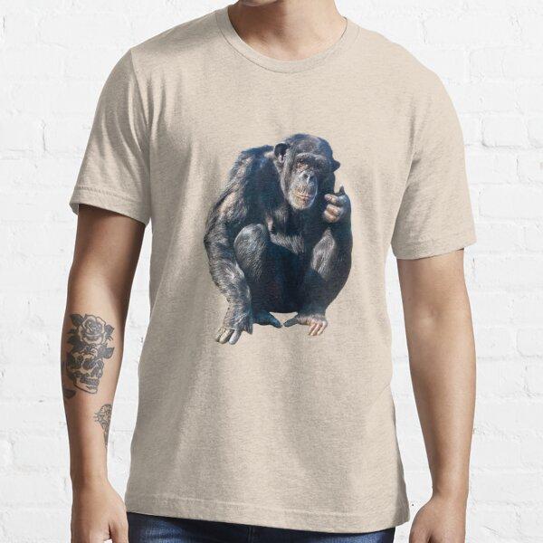 Chimpanzee Essential T-Shirt