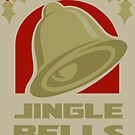 Jingle Bells - Gold by byway
