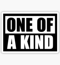 "G-Dragon ""One of a Kind"" (Ver 1) Sticker"