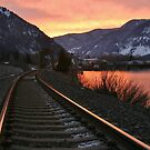 Gorge-ous Sunrise by Randy Richards