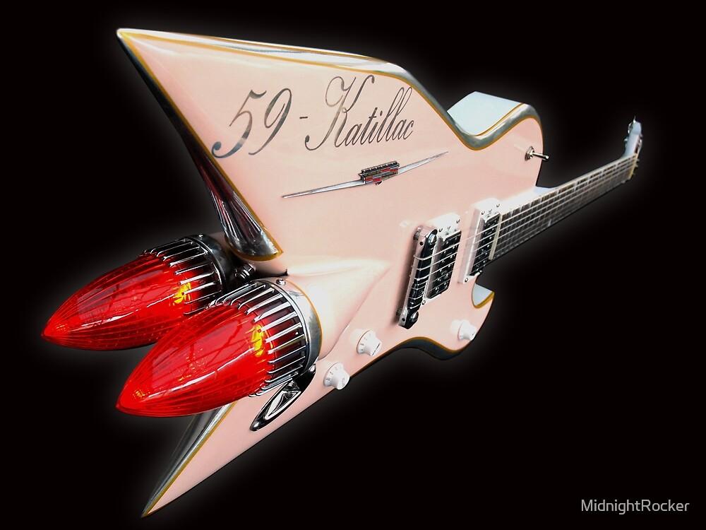 1959 Aluminium Cadillac Guitar by MidnightRocker