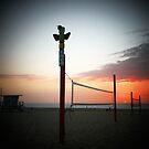 California Sunset Hermosa by Rita  H. Ireland