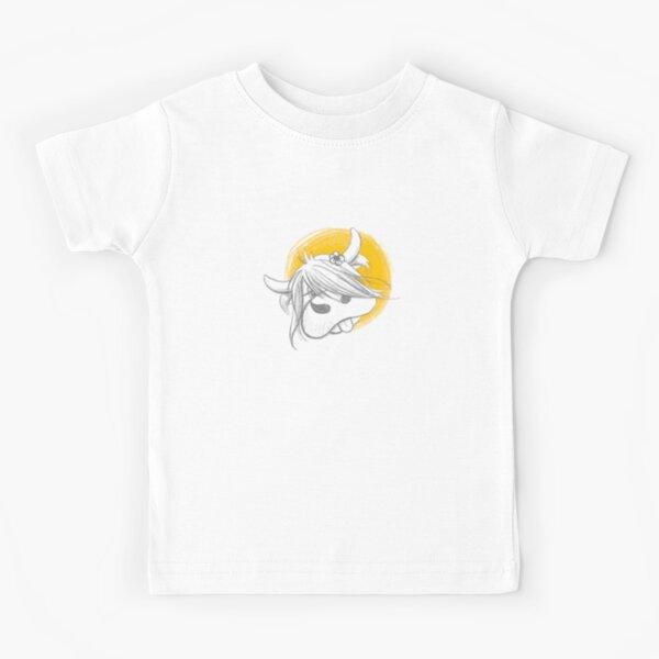 Hairy Erin petite fleur T-shirt enfant