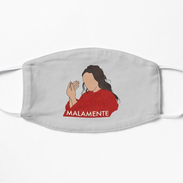 Rosalía Malamente con título Mascarilla