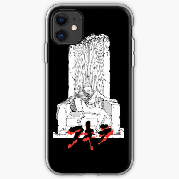 Tetsuo iPhone Soft Case