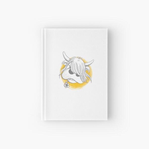Petite highland cow  Carnet cartonné