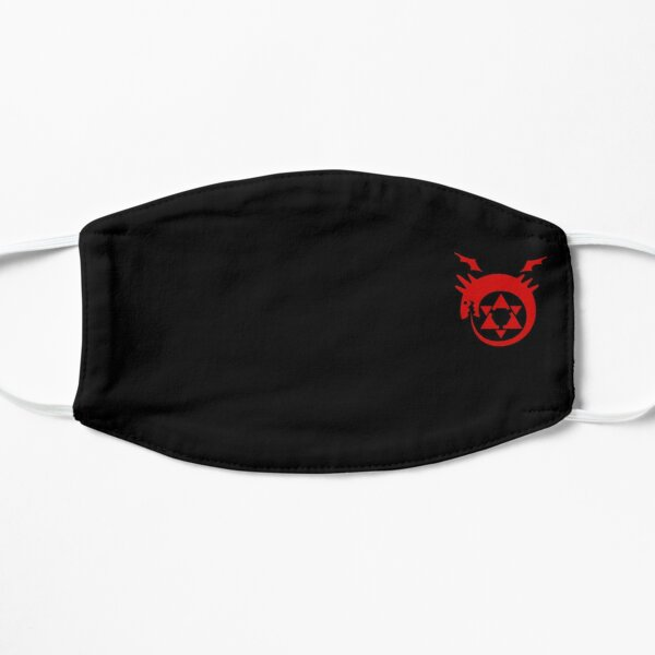Fullmetal Alchemist Homunculus Flat Mask