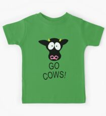 Go Cows South Park Kids Clothes