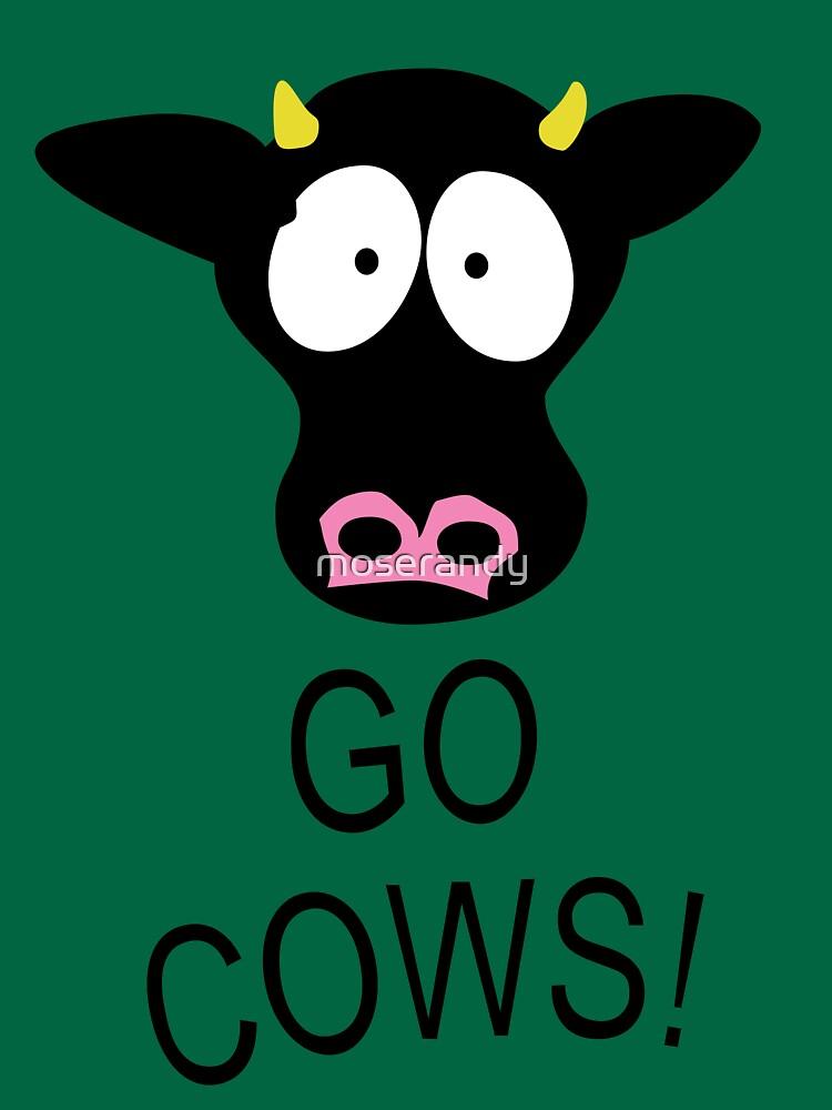 TShirtGifter presents: Go Cows South Park | Women's T-Shirt
