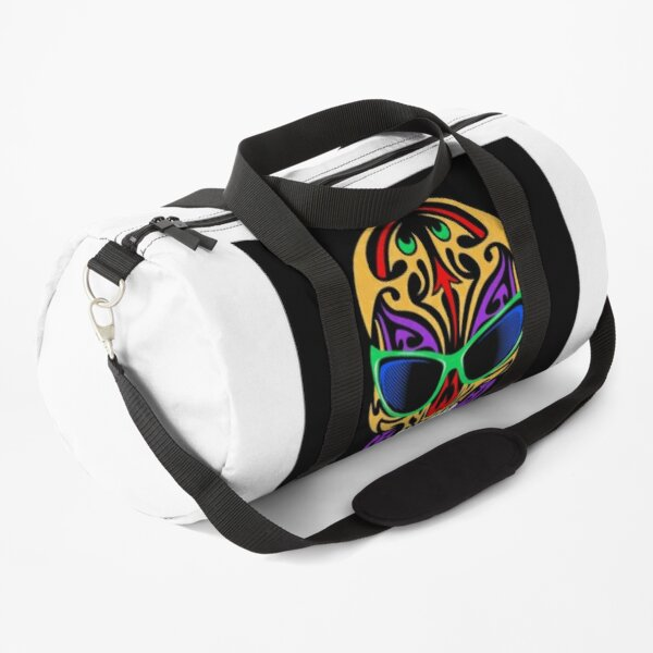 tribal picture Duffle Bag