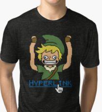 Hyperlink Tri-blend T-Shirt