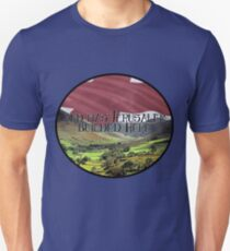 And Was Jerusalem - Barmy Army T-Shirt