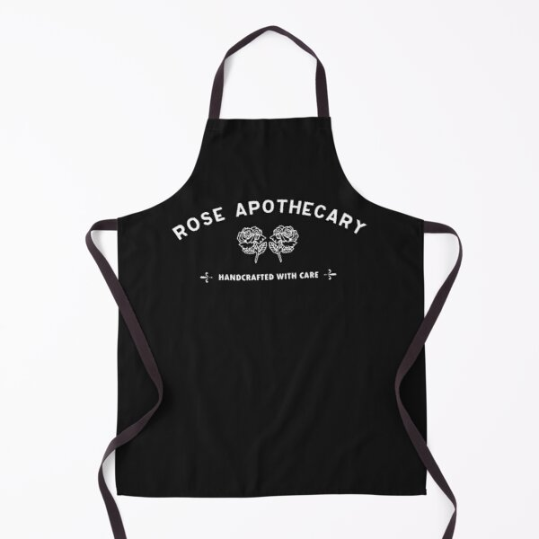Rose Apothecary Schitts Creek TV Apparel Apron