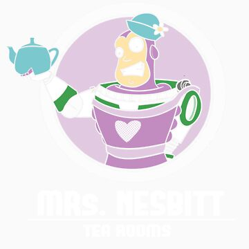 I AM MRS NESBITT by DuckHunt