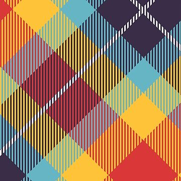 plaid pattern by southpawmiller