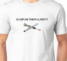 Confuse the Polarity Unisex T-Shirt