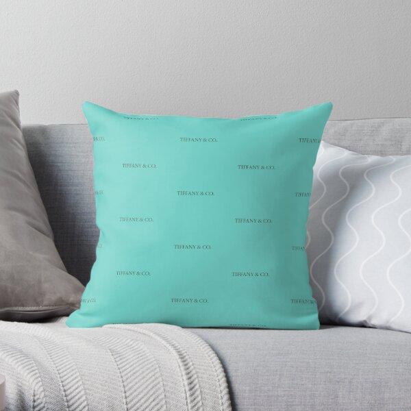 Tiff & Co. Throw Pillow