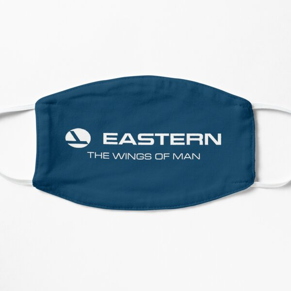Eastern Airlines Wings of Man logo Mask